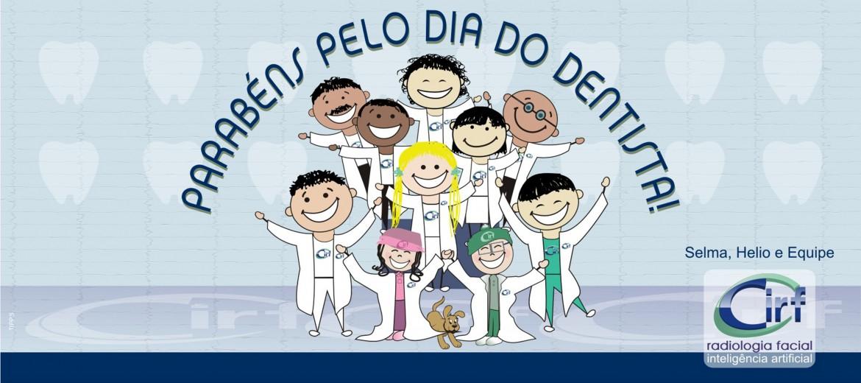 Parabêns pelo Dia do Dentista!