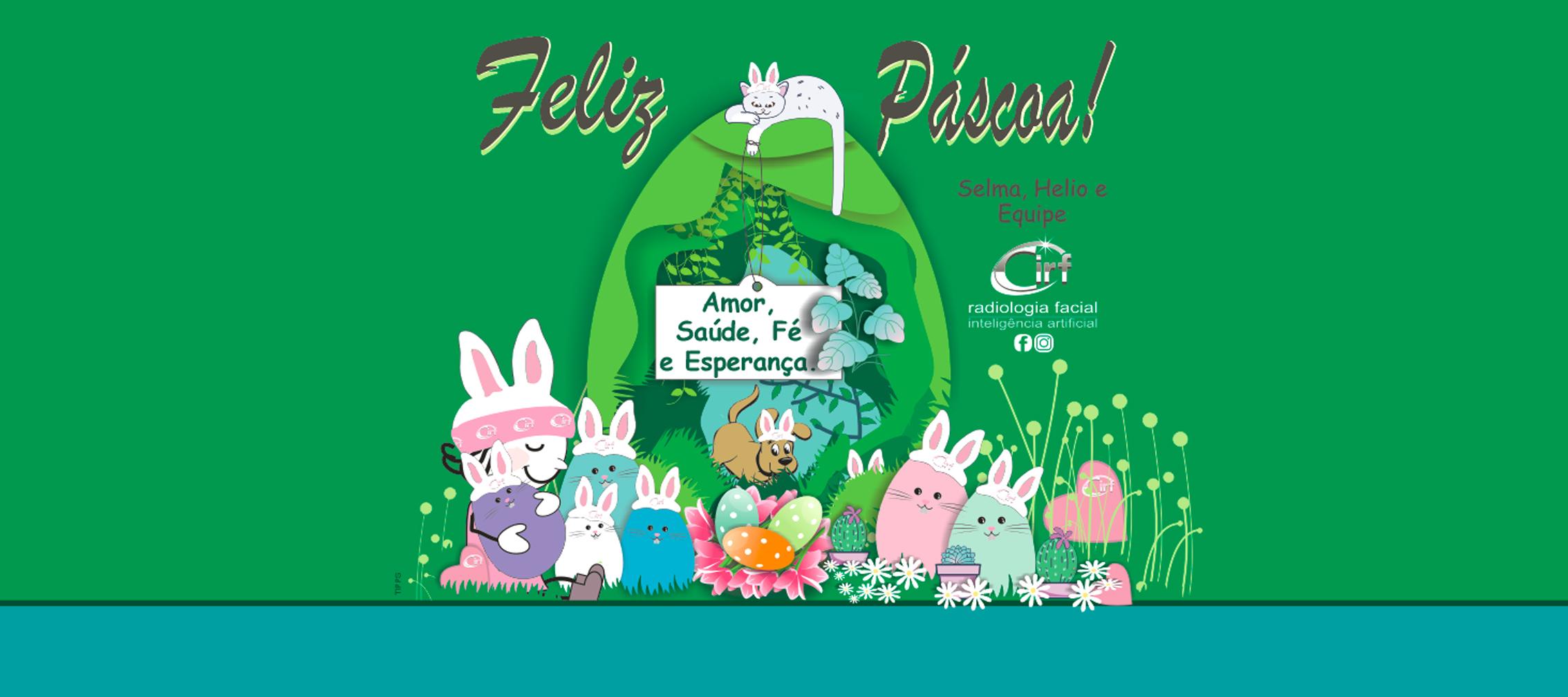 Cirf-Feliz Páscoa!