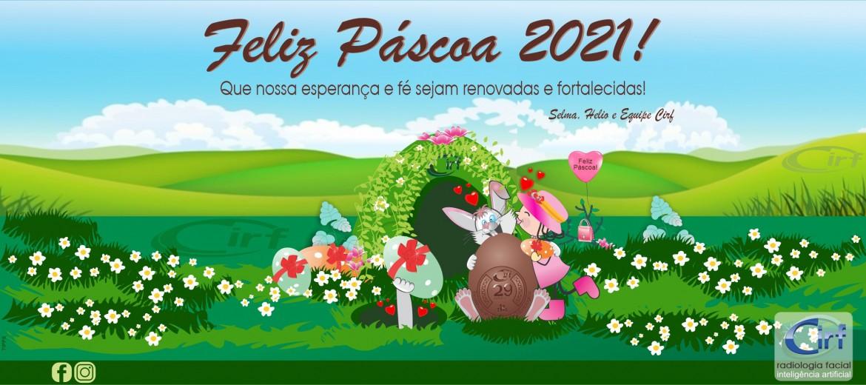 Feliz Páscoa 2021