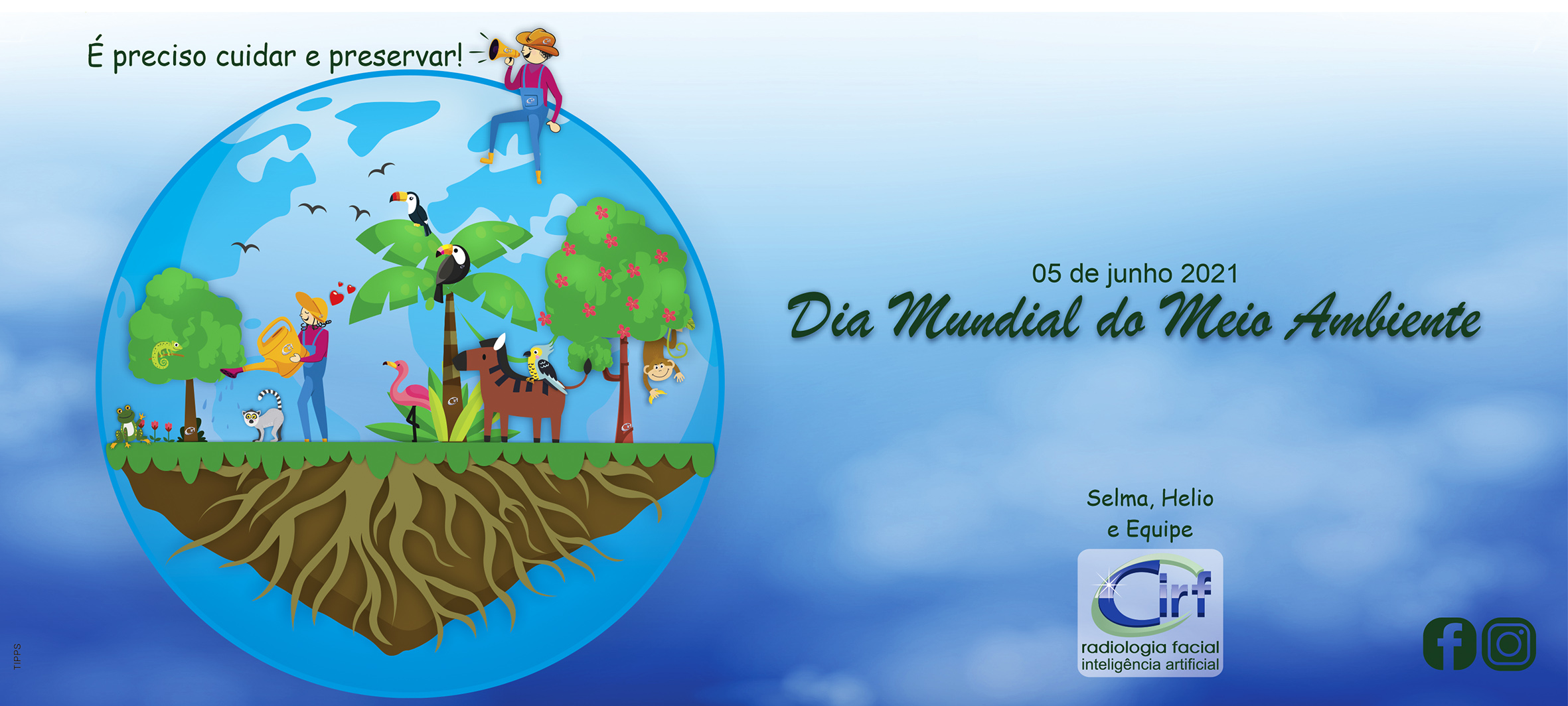 Dia Mundial do Meio Ambiente-Cirf